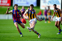 AFL Development League Sandringham vs Port Melbourne Round 9 2015