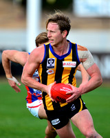 AFL Development League Sandringham vs Port Melbourne Round 13 2014
